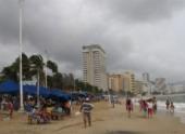 К побережью Мексики приближается ураган Рэймонд