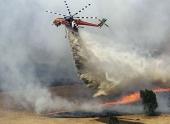 Напор австралийских пожаров несколько спал