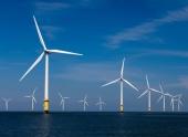 Прибрежные ветряные фермы могут разгонять ураганы