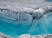 Потеря льда в Гренландии выросла втрое