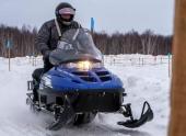 Экспедиция на снегоходах по тайге «Земля тигра» пройдет в Приморье