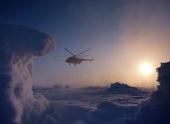 Летчики нашли подходящую для строительства станции «Барнео» льдину