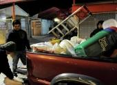 Землетрясение и цунами унесли жизни двух человек в Чили