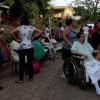 Двадцать четыре человека ранены в результате землетрясения в Никарагуа