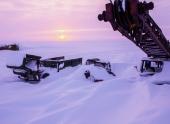 Пограничники в Арктике: мука для медведей, «ламборджини» и кинотеатр