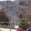 Обширный оползень угрожает надолго закрыть туннель Мон-Блан