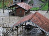 О последствиях недавнего наводнения в Сербии
