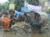 В северной части Бангладеш произошло наводнение