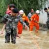 От наводнения на юге Китая пострадали 50 тысяч человек