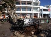 Ураган «Гонсало» обрушился на канадский остров Ньюфаундленд
