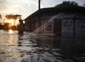 В Никарагуа число жертв наводнений превысило 20 человек