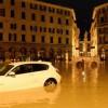 Генуя затоплена проливными дождями