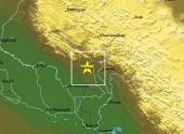 Четыре человека пострадали в результате землетрясения на западе Ирана