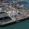 Судостроители компании Daewoo построили корабль, способный перевозить целые буровые платформы