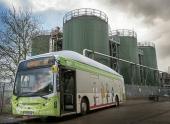 В Британии вышел на маршрут автобус на фекалиях