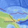Землетрясение магнитудой 6,6 произошло у берегов Папуа-Новой Гвинеи