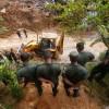Оползень в Шри-Ланке унес жизни по меньшей мере 100 человек