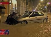 Армия брошена на ликвидацию последствий наводнения в Италии