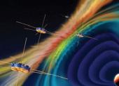 NASA запустит четыре спутника, которые будут изучать загадки магнитосферы Земли