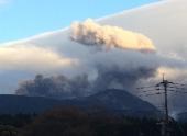 В Японии объявлена тревога из-за извержения вулкана на острове Кюсю