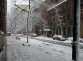 Нью-Йорку грозит наводнение после рекордного снегопада