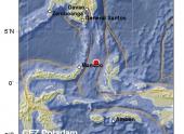 Землетрясение магнитудой 6,8 произошло в Индонезии