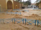 Сильные дожди вызвали наводнения на юге Марокко