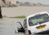 Франция охвачена наводнением