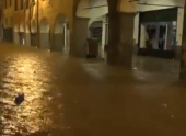 Итальянская область Лигурия оказалась отрезана от «большой земли»