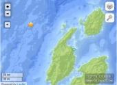 Землетрясение магнитудой 6,5 произошло в Индонезии