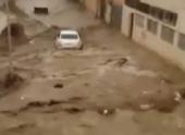 Мощные ливни вызвали наводнение в Саудовской Аравии