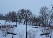 К Новому году в Хабаровск вернутся морозы