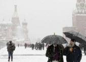 За 9 дней января в Москве выпало 60 % месячной нормы осадков