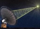 Астрономы наблюдали радиовсплеск от неизвестного источника в космическом пространстве