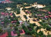 В Малайзии ущерб от сильнейшего за полвека наводнения составил $810 млн