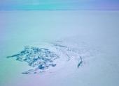 В Гренландии пропали два подледных озера