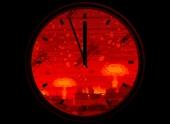 Стрелки часов судного дня передвинули на две минуты ближе к полуночи