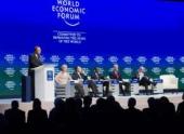 В Давосе глава ООН призвал пойти по низкоуглеродному пути развития