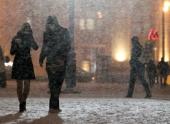 В Москве выпало больше годовой нормы снега