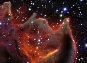 На VLT получено изображение кометарной глобулы CG4