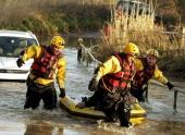 Около 7 тысяч зданий в Великобритании могут уйти под воду из-за изменения климата