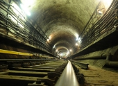 Из-за рекордных морозов в вашингтонской подземке треснули рельсы