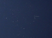 В созвездии Скорпиона вспыхнула Новая звезда