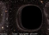 Фильм Interstellar помог ученым раскрыть новые свойства черных дыр