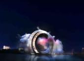 В Нидерландах построят здание-колесо