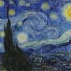 На картине Ван-Гога изображена реальная галактика «Водоворот»