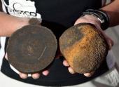 В Атлантическом океане нашли необычные марганцевые шары