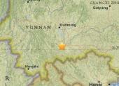 Более 10 тыс. человек пострадали от землетрясения на юго-западе Китая