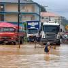 В Бразилии из-за наводнений объявлен режим ЧС
