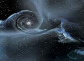 Темная материя может состоять из легких частиц